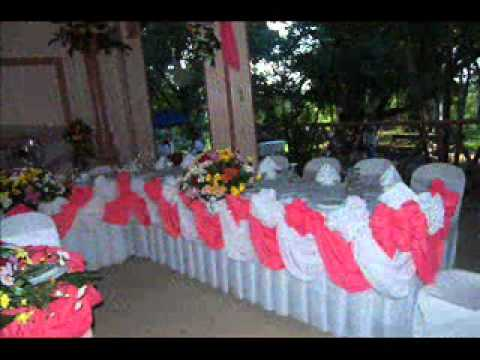 Banquet Set up - YouTube