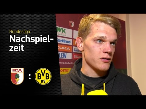 Interview mit Matthias Ginter | FC Augsburg – BVB 1:1