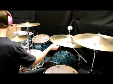 Grudges-Paramore-Drum Cover