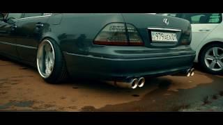 Gabit's Lexus LS430 first test video