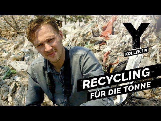 Recycling-Mythen und illegale Plastik-Exporte, was ist dran?