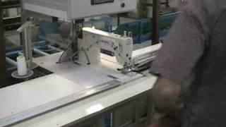 Sani Usa .com Sewing Of Roller Shade Hems - Double Fold Hems