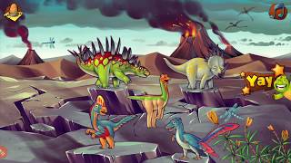 Dinoboom android en iphone dutch review Nederlands 2018 kinderen 3 tot 6 jaar