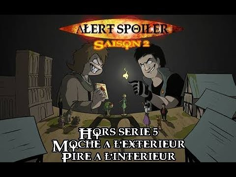 Alert Spoiler - HS5 - Le bossu de Notre-Dame 2 (Avec Roxane Herbstmeyer)
