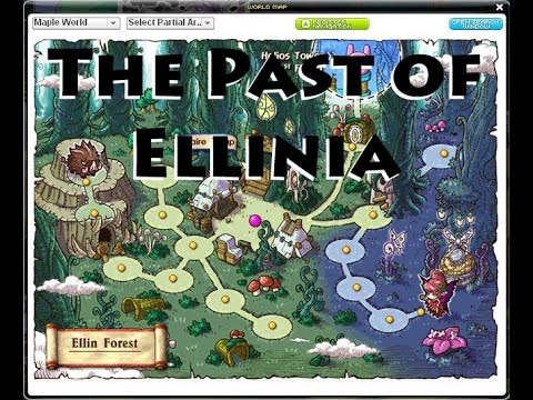 Ellin Forest Quest [ MapleStoryQuest ]