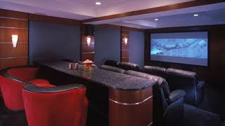 Brilliant Small Home Theatre ideas
