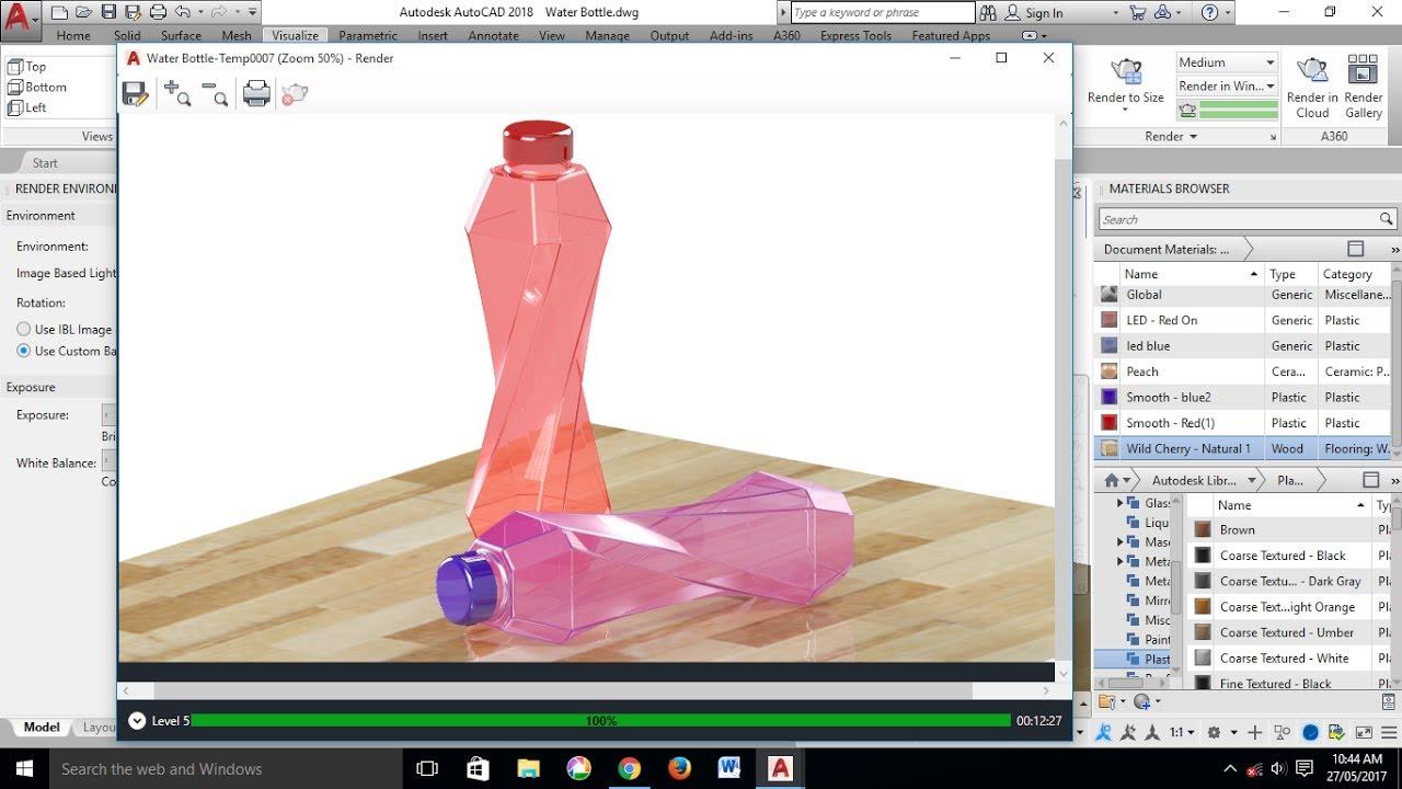 autocad surface modeling tutorial pdf