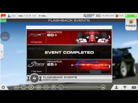 Real Racing 3: Stingray Evaluation Ft Chevrolet Corvette Stingray Z51: Stage 1.1
