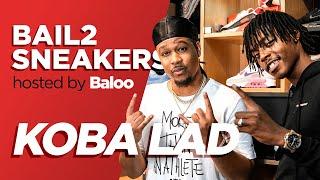 KOBA LaD  Bail 2 Sneakers