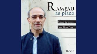 Pieces de clavecin: Suite in E Minor: VI. Rigaudons I and II