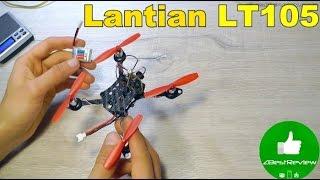 ✔ Комплект для Сборки FPV Квадрокоптера Lantian LT 105 $49.99. Tmart.com