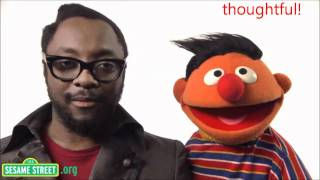 Will I Am Sesame Street with subs