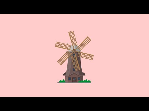 Learn Along: Animating a Windmill