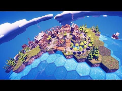Colonizing a NEW Kingdom on a Mysterious World in Before We Leave Gameplay!