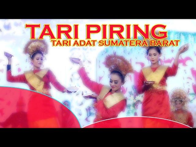 TARI PIRING | TARI ADAT SUMATERA BARAT #1