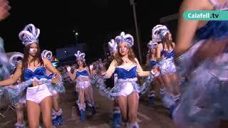 Carnaval Xurigué 2018, rua de Segur de Calafell