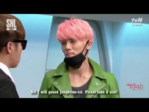[ENG] 160604 Jonghyun SNL Korea [I'm Your Fan] Part 1