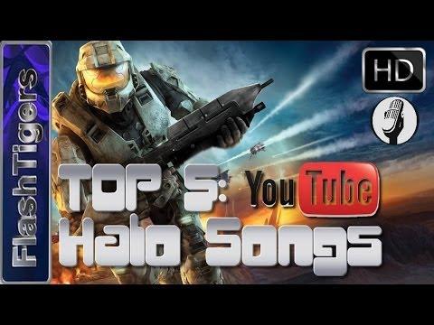 TOP 5 :: Halo Songs auf YouTube [german/deutsch]