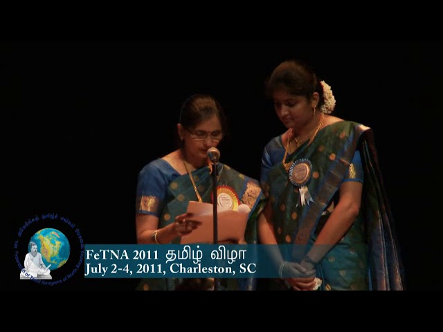 FeTNA 2011 Programs Thirukkural