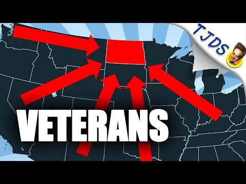 Veterans Heading To North Dakota To Protect Citizens From Criminal Cops