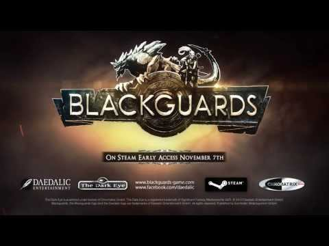 Blackguards trailer presents a world where hope lies with criminals