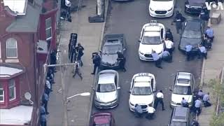 Several #Police Officers Shot In Philadelphia