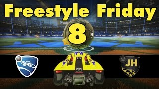 Rocket League | Freestyle Friday 8 | Funny Moments!