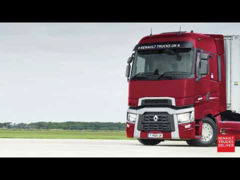 Renault Trucks Range T High RHD