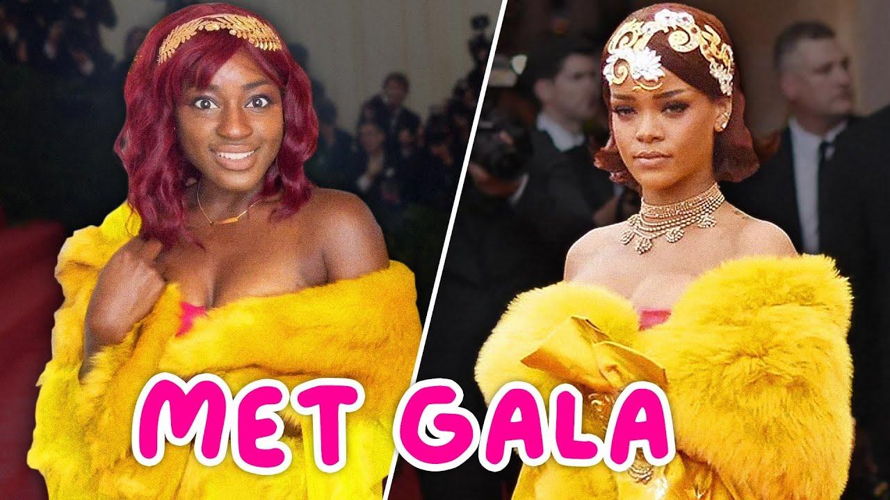 We Re-created My Favorite Met Gala Look