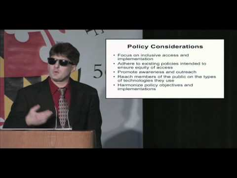 Paul Jaeger: The Future of Information Alliance