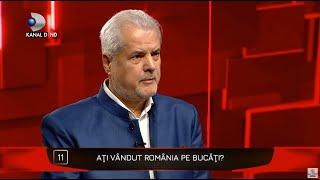 40 de intrebari cu Denise Rifai - Adrian Nastase a vandut Romania pe bucati?