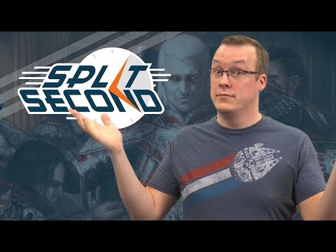 New Finish For English Cards - Split Second - MTG News