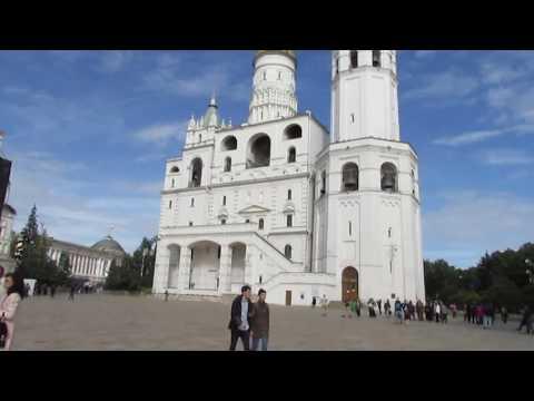 Interno del Cremlino, Mosca (Russia)