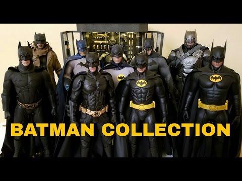 1/6 Batman Collection