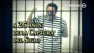 Hoy se cumplen 25 años de la captura de Abimael Guzmán