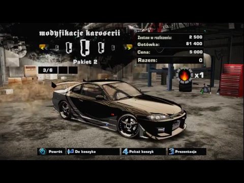 Need For Speed Most Wanted 2005 Mod Graficzny 2018 !
