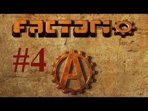 Factorio #04 ► Стальные балки и дальнейшее расширение ► ver 0.12.35