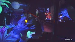 Peter Pan Ride at Shanghai Disneyland - Best Peter Pan Ride Ever!