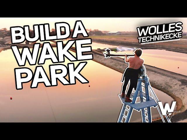"Lampen, Holz & Bi-Level Bewässerung! ""WOLLES TECHNIKECKE ERÖFFNET"" Vlog#34 Wakepark Fehmarn"