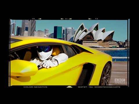 The Stig is BACK from Vacation: Top Gear Season 22 premieres Jan. 12th on BBC America