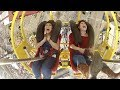 VLOG: Carnival rides and fried food at Rodeo Houston with my bestie!