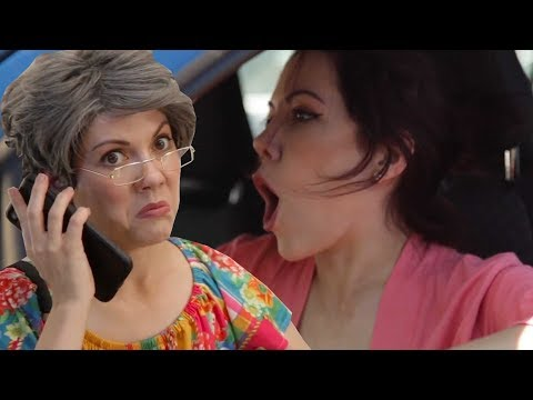 Jenny's Stuck in Miami Traffic and Abuela Saves the Day // TECLA AWARDS