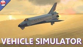 Vehicle Simulator Gameplay PC HD [60FPS/1080p]