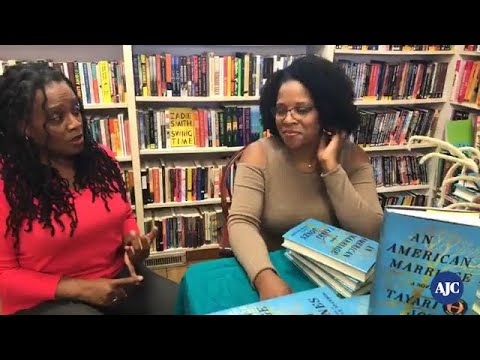 "VIDEO: A Conversation With Tayari Jones, Author Of ""An American Marriage"""