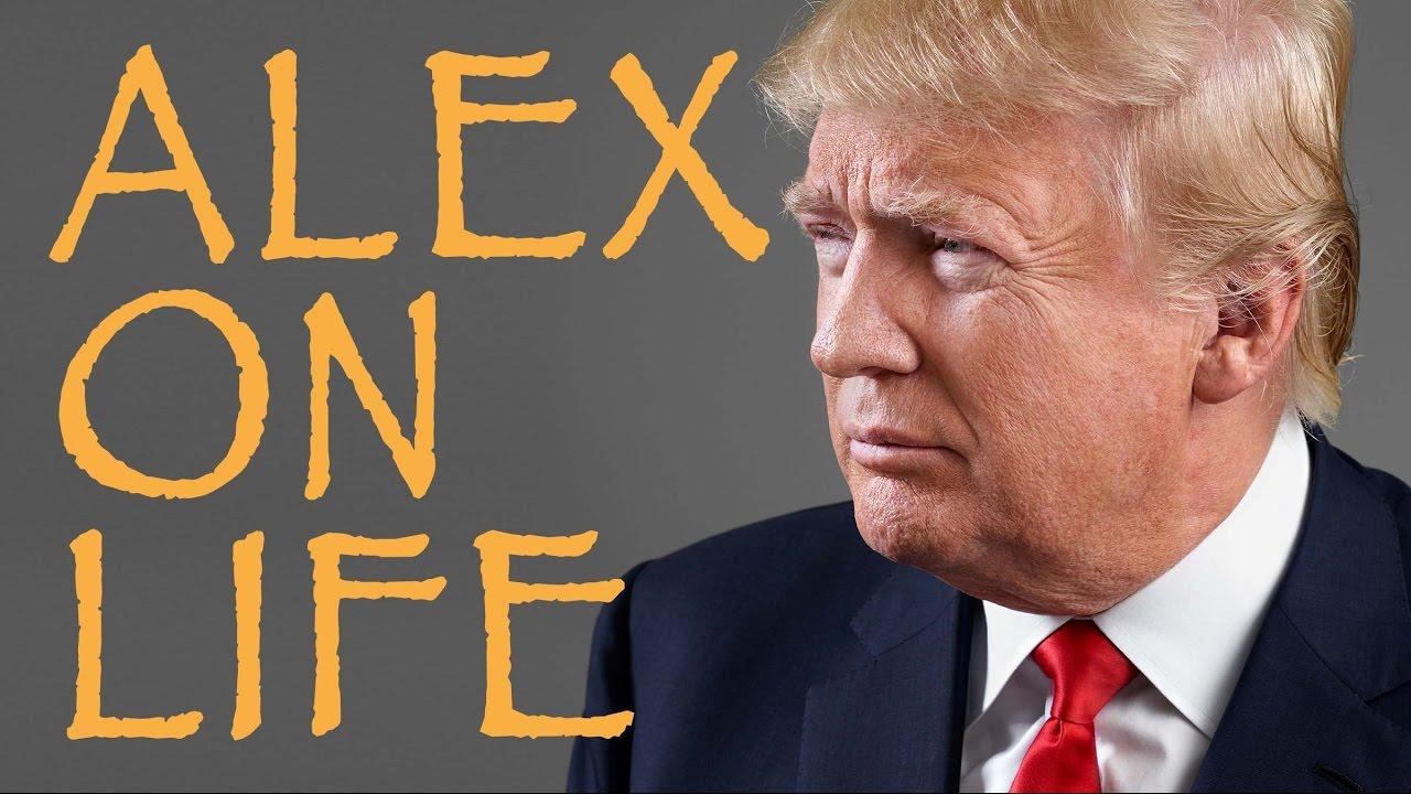 Donald TRUMP Personality-Type Explanation - Beta Male, Single Female  Response