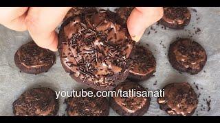 Yedikçe Yedirten Tam Ölçülü Çikolatalı Kurabiye | Tatlı Sanatı