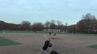 Queens Comets Vs Brooklyn Kings 2018 Fall Baseball 111818  00017