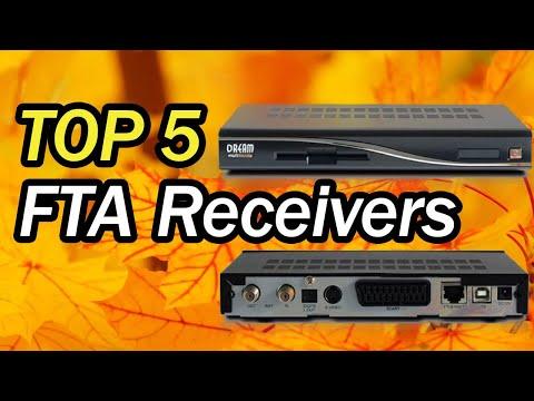 Best FTA Receivers [Top 5 2020]