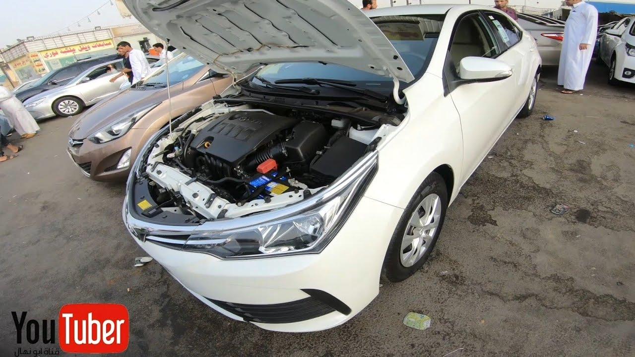 اسعار حراج السيارات في جدة كورولا ب16 ألف يوم الجمعه 12 7 2019 Youtube