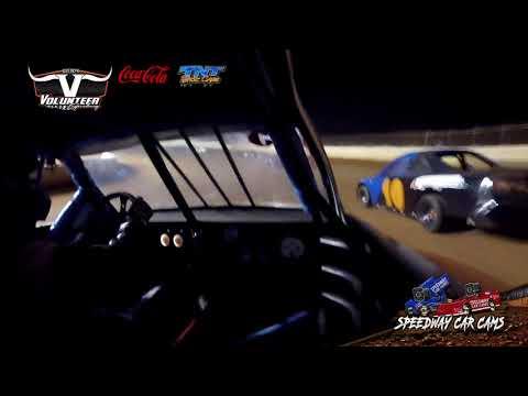 #15 Larry Stapleton - FWD - 10-12-19 Volunteer Speedway - In-Car Camera
